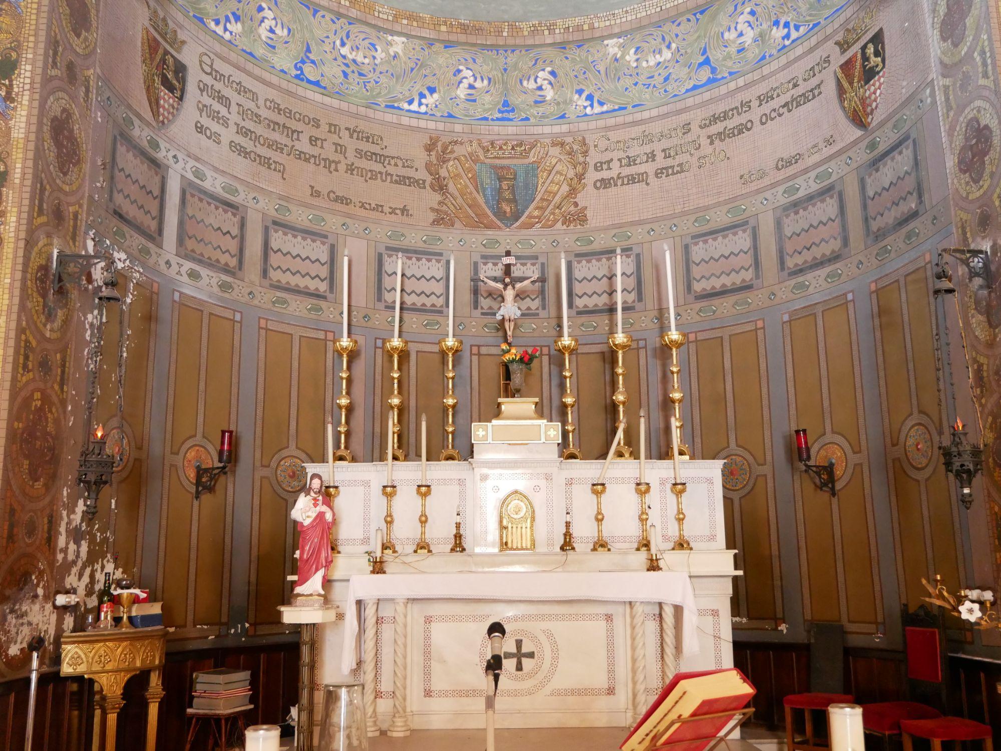"""Al via i lavori di restauro della Cappella dell'Istituto """"Ardizzone Gioeni"""""""