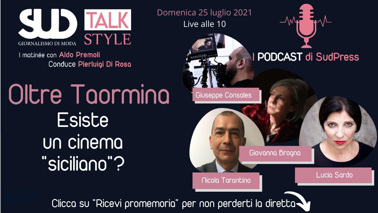"""SudStyle Talk alle 11 live: """"Torniamo finalmente a Teatro! E riparte lo Stabile di Catania"""""""