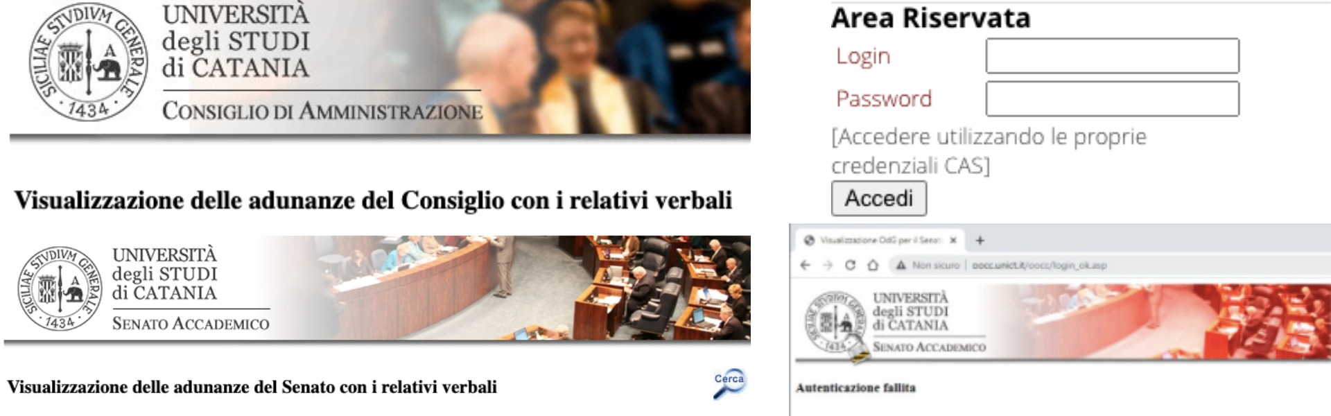 """UNICT: condannata la commissione del """"Caso Scirè""""...e non solo"""