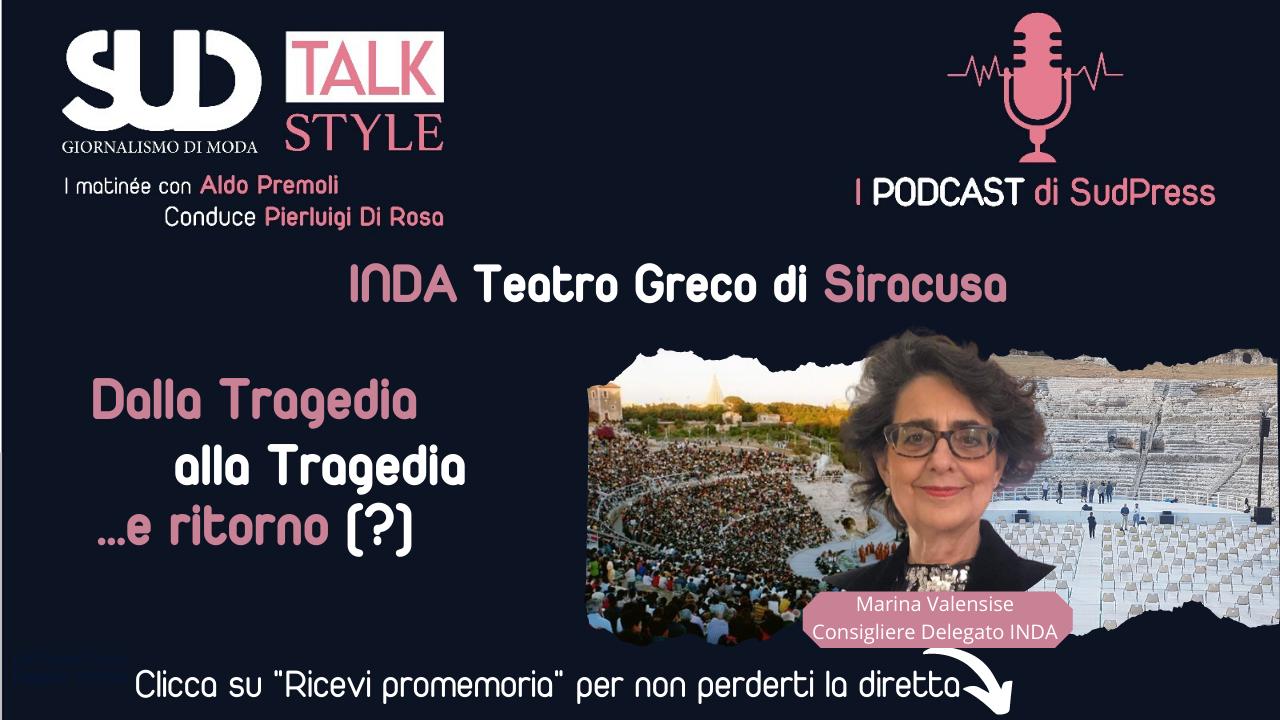 Mario Venuti a SudStyle Talk: concerto alla Villa Bellini venerdì 18 settembre