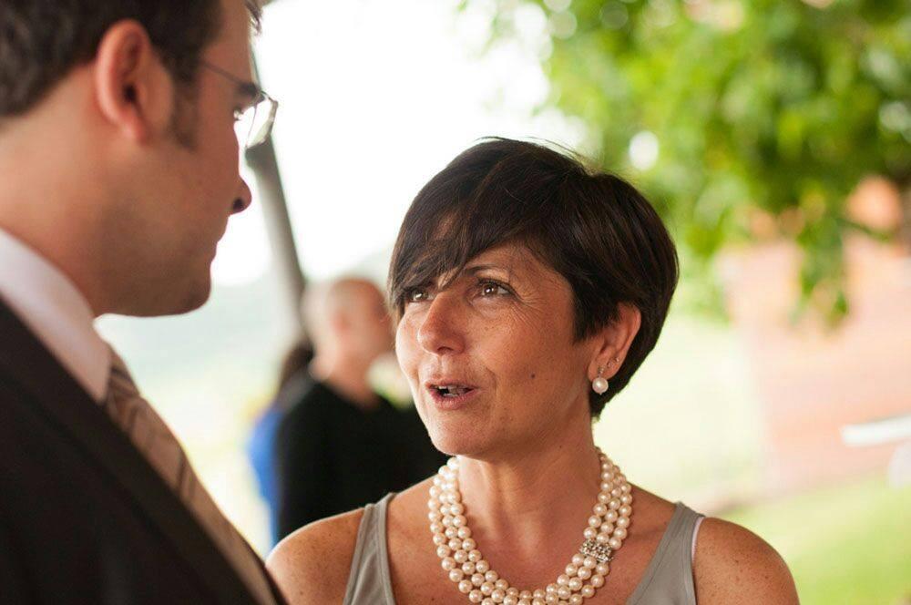 Ci lascia l'avvocato Angela Mazzola