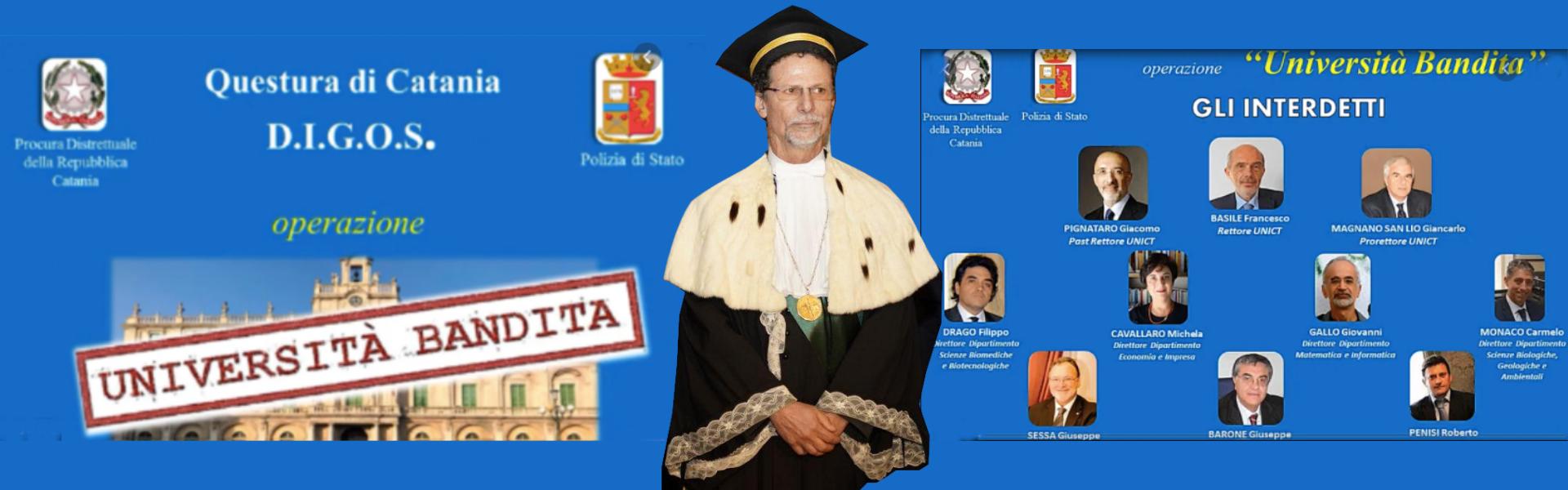 Le accuse della Procura a Bianco, Licandro, Pignataro & C....che avevamo anticipato di qualche annetto