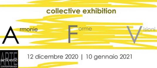 Galleria Arionte: sino al 10 gennaio le opere di 24 artisti