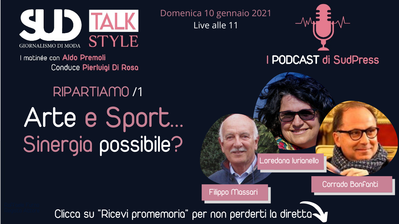 SudStyle Talk: alle 11 live